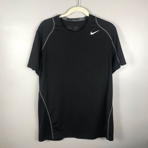 Men's Nike pro fitted top size Large